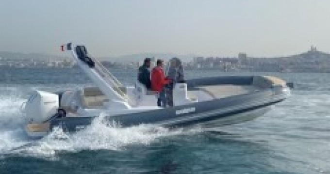 Hire RIB with or without skipper Salpa Pietrosella