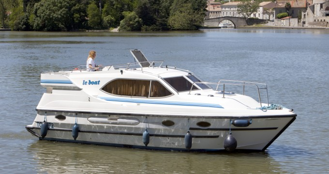 Hire Canal boat with or without skipper Countess Castelnaudary
