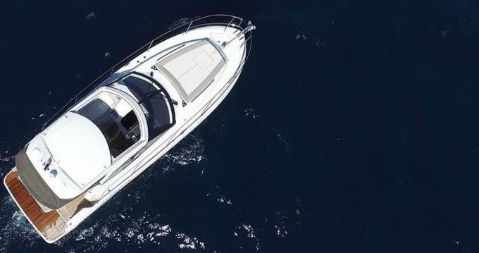 Boat rental Naples cheap Leader 36 Open