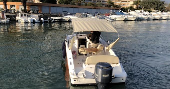 Boat rental Sessa Marine Key Largo 24 in Mandelieu-la-Napoule on Samboat