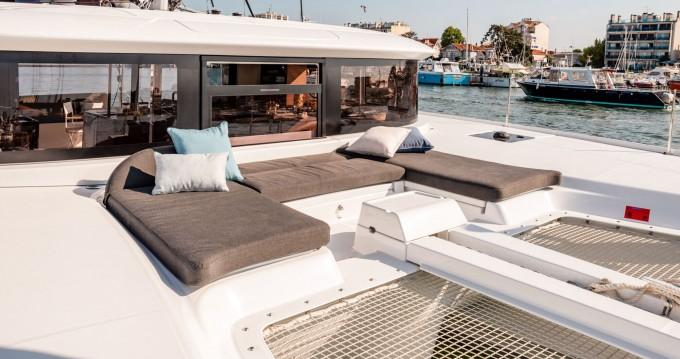 Rental Catamaran in Sant Antoni de Portmany - Lagoon Lagoon 46