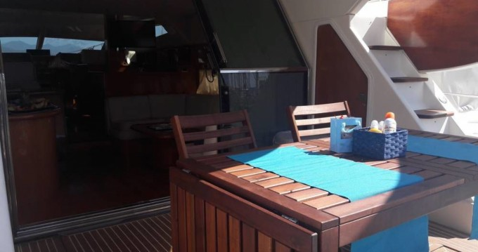 Rental Yacht in Riposto - Conam 54 Chorum