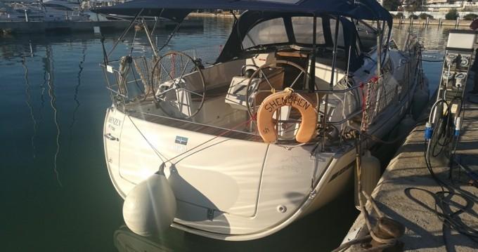 Rent a Bavaria Cruiser 37 Sami