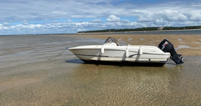 Boat rental Jeanneau Cap Camarat 7.15 in Pyla sur Mer on Samboat