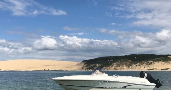 Boat rental Pyla sur Mer cheap Cap Camarat 7.15
