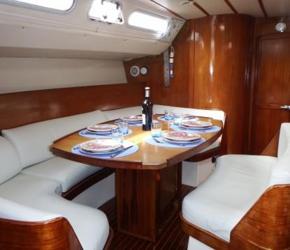 Boat rental Cannigione cheap Atlantic 49