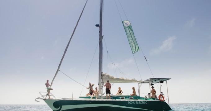 Sailboat for rent Santa Eulària des Riu at the best price