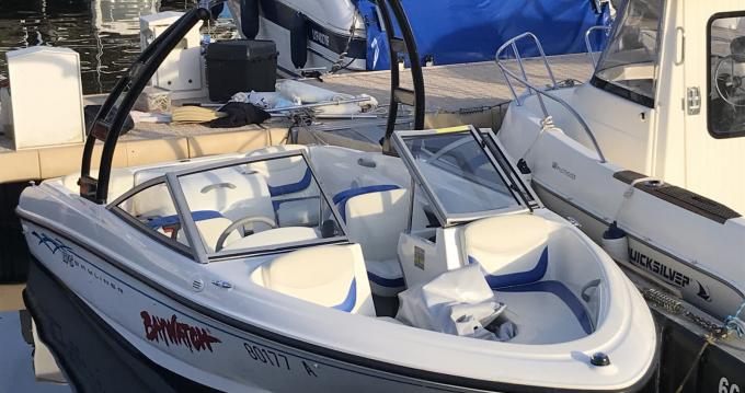 Boat rental Thonon-les-Bains cheap Bayliner 175 BR