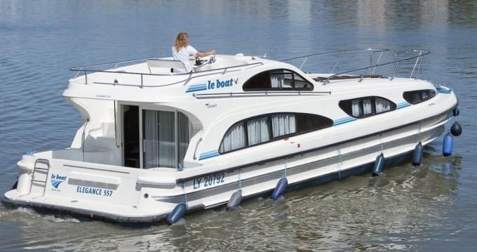 Boat rental Jarnac cheap Elegance