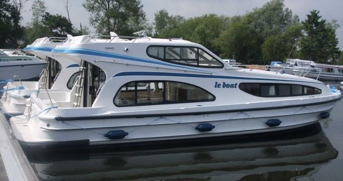 Boat rental Jarnac cheap Caprice