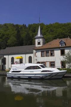Rental Canal boat in Jarnac - Clipper Clipper