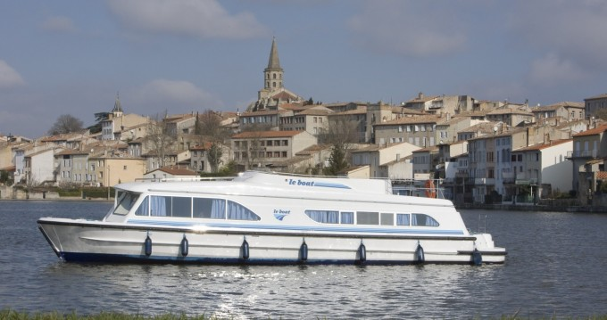 Boat rental Salsa Salsa A in Saint-Jean-de-Losne on Samboat
