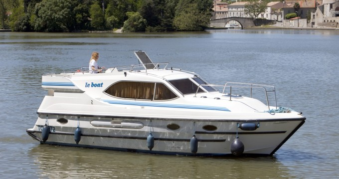Hire Canal boat with or without skipper Countess Saint-Jean-de-Losne
