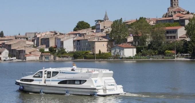 Rental Canal boat in Messac - Connoisseur Magnifique