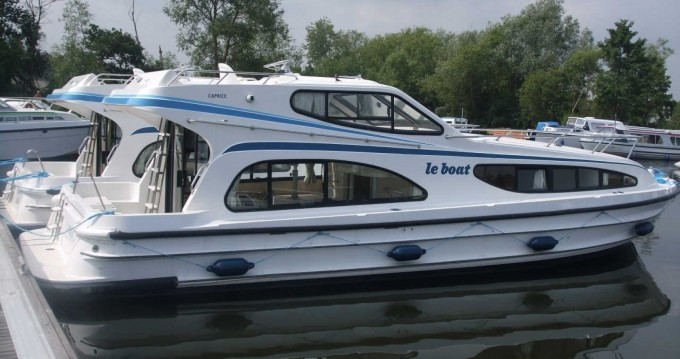 Rental Canal boat in Messac - Caprice Caprice