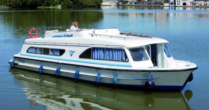 Rental Canal boat in Le Mas-d'Agenais - Salsa Salsa A