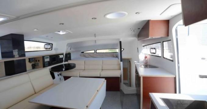 Rental Catamaran in Le Marin - xl Catamaran TS52.8CRB