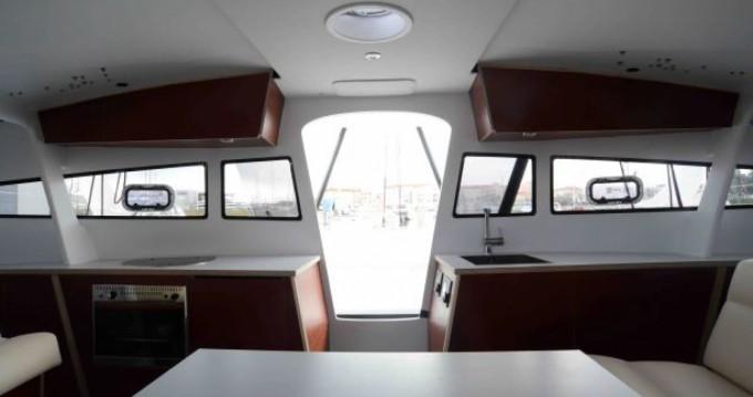 Boat rental xl Catamaran TS52.8CRB in Le Marin on Samboat