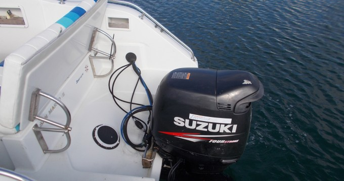 Motorboat for rent La Turballe at the best price
