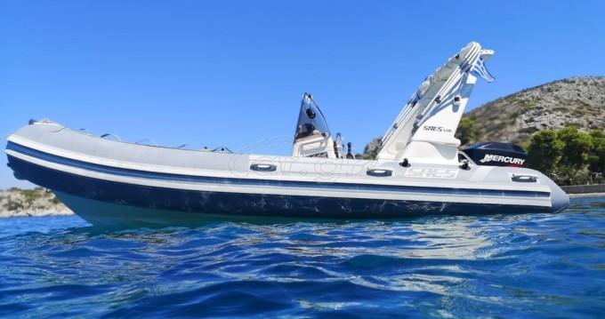 Boat rental Sacs Sacs S 565 in Corfu on Samboat