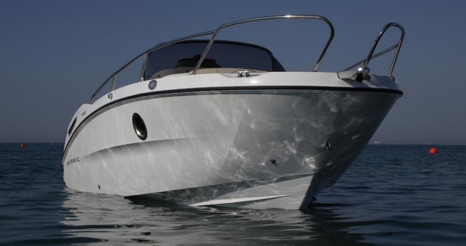 Hire Motorboat with or without skipper Karnic Palma de Mallorca