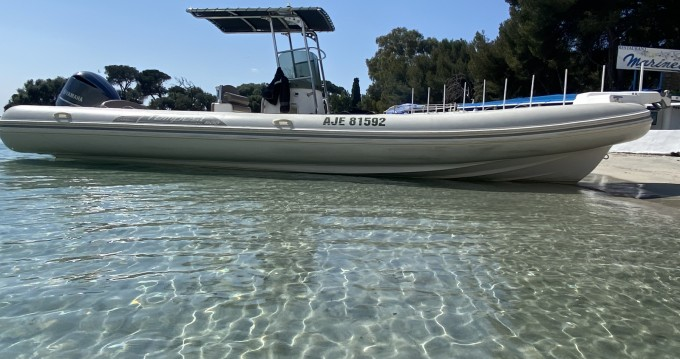 Boat rental Ajaccio cheap 900 sun