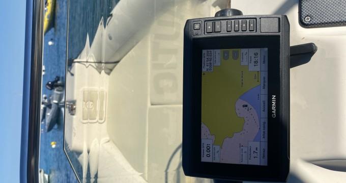 Boat rental Ajaccio cheap BSC 75