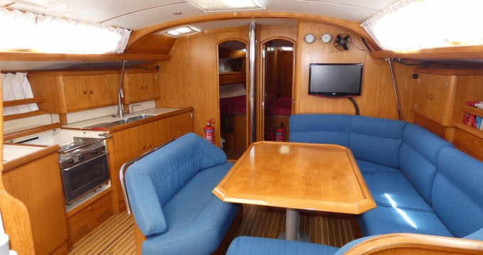 Rental Sailboat in Chania - Bavaria Cruiser 46