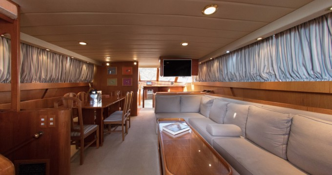 Hire Yacht with or without skipper President Mykonos (Island)