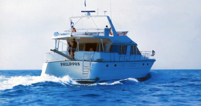 President 60S Flybridge between personal and professional Mykonos (Island)