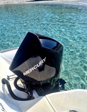 Boat rental Saint-Florent cheap MV 780 Confort