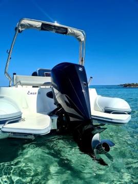 Motonautica-Vesuviana MV 780 Confort between personal and professional Saint-Florent
