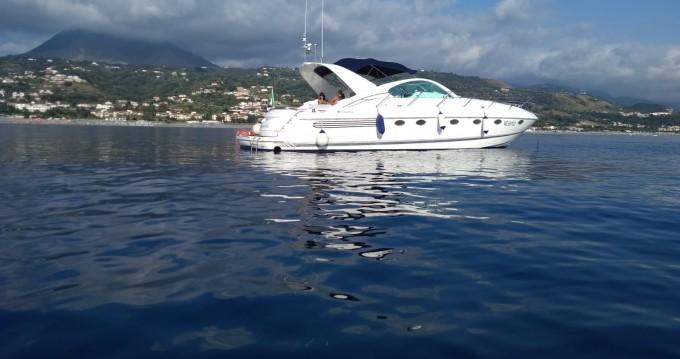 Boat rental Cetraro cheap Gran Turismo 48