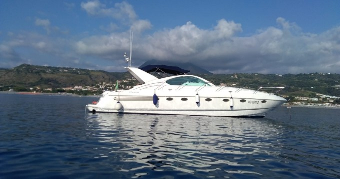Fairline Gran Turismo 48 between personal and professional Cetraro