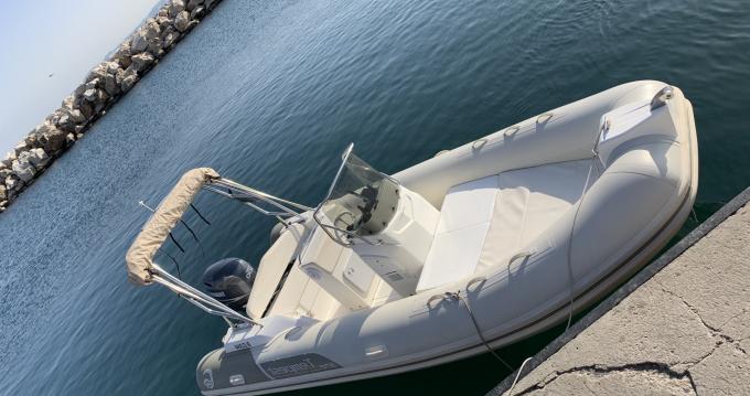 Rental yacht Marseille - Capelli Tempest 570 Luxe on SamBoat