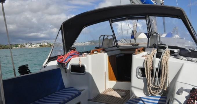 Boat rental Kirie Feeling 446 in Palermo on Samboat