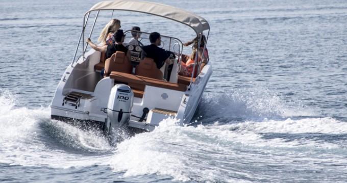 Rental yacht Santander - Okiboats Barracuda 545 Open on SamBoat