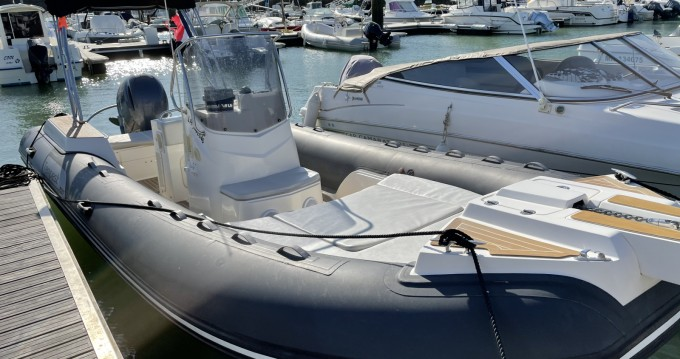 Hire RIB with or without skipper Capelli Royan