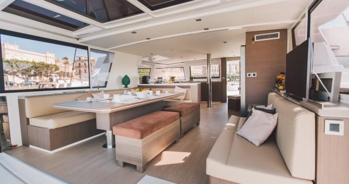 Boat rental Capo d'Orlando cheap Bali 5.4