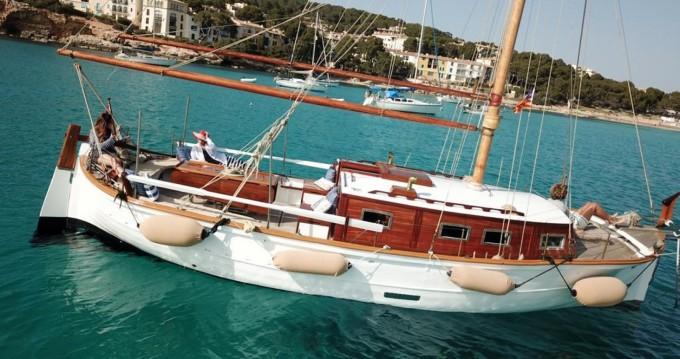 Boat rental Palma de Mallorca cheap Bluewater 480