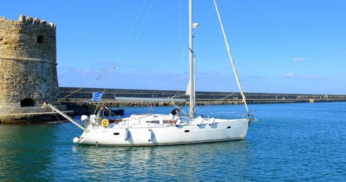 Boat rental Heraklion cheap Impression 434