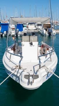 Rental Motorboat in Alicante - Elan Elan 20 CC