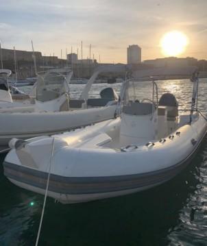 Boat rental La Ciotat cheap King 600 Exclusive