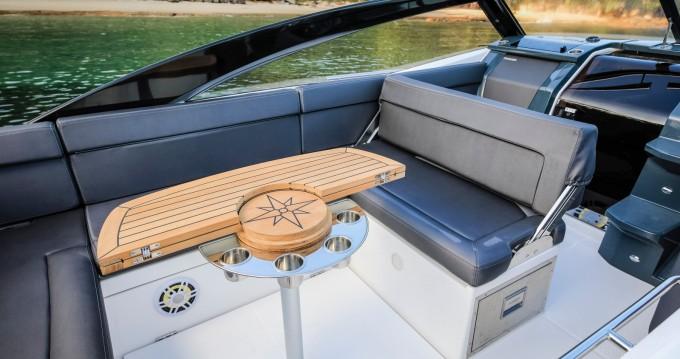Rental Motorboat in Ajaccio - Parker Parker 800 Cruiser
