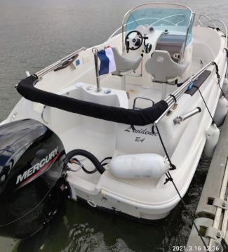 Boat rental Anglet cheap Quicksilver 635 Commander