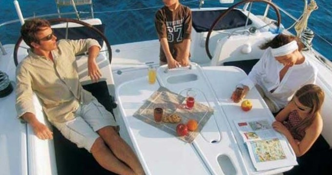 Rental yacht Ibiza Town - Bénéteau Cyclades 39.3 on SamBoat