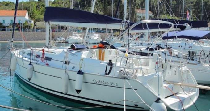 Rental Sailboat in Ibiza Town - Bénéteau Cyclades 39.3