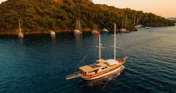 Rental Sailboat in Fethiye - Gulet Gulet - Luxe