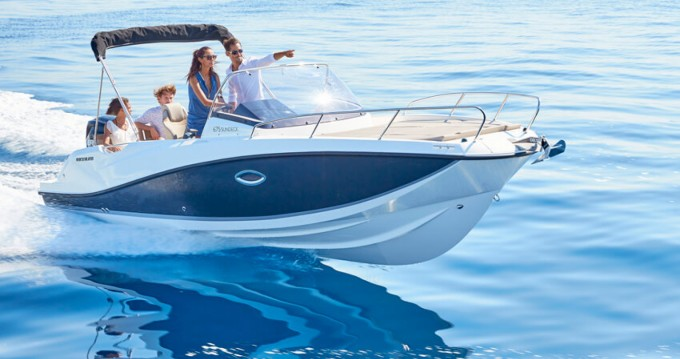 Hire Motorboat with or without skipper Quicksilver Arradon