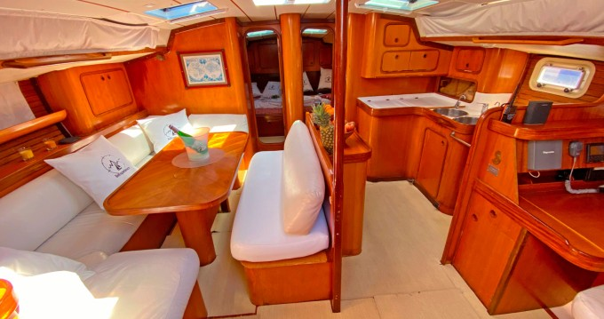 Rental Sailboat in Ibiza Town - Bénéteau Oceanis 50